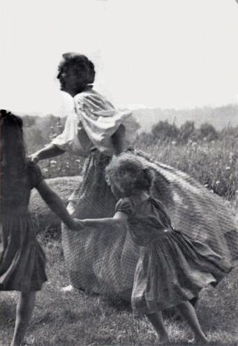 Tasha Tudor and her family