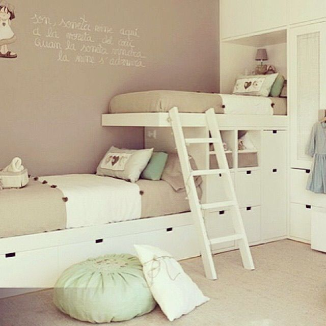 pingl par tina sur design interior pinterest chambre enfant lit superpos et superpose. Black Bedroom Furniture Sets. Home Design Ideas