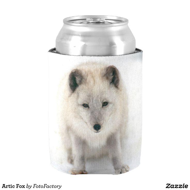 Artic Fox Can Cooler