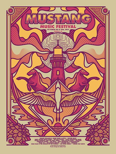 GigPosters.com - Keller Williams & More Than A Little - Rusted Root - Dirty Dozen Brass Band - Nth Power - Ryan Montbleau Band - Sister Sparrow And The Dirty Birds - Mike Dillon Band - Fruition - Fritz, The - Seth Stainback & Roosterfoot - Dead 27s - Ballroom Thieves, The - Violent Mae - Birddog - Sean Olds & The Church Of The Eternal - Big Bone Daddy - Lunar Test Drive