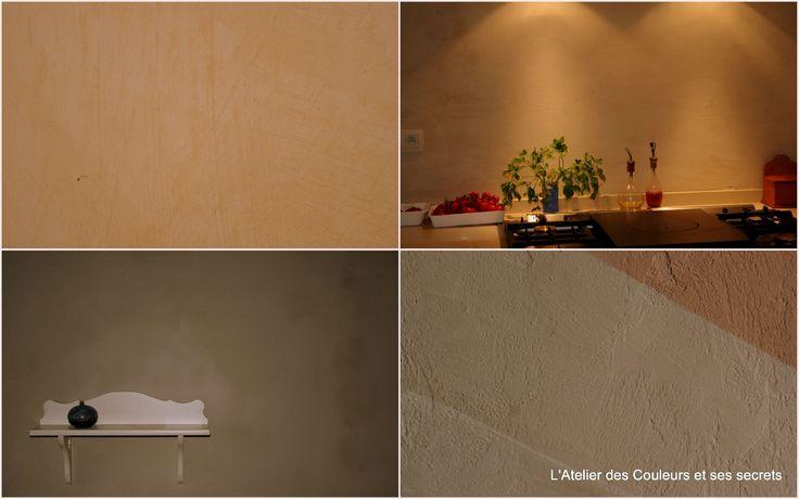 les 29 meilleures images propos de peinture la chaux. Black Bedroom Furniture Sets. Home Design Ideas