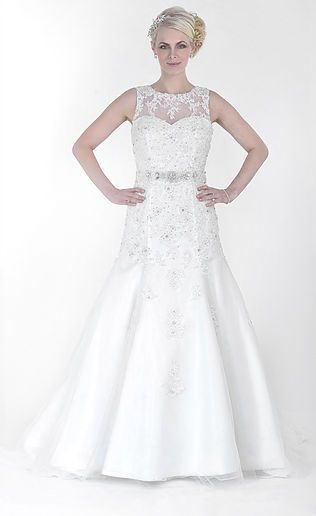 29 best Dreamy Wedding Dresses images on Pinterest   Bridal dresses ...