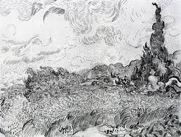 continuous landscape drawing的圖片搜尋結果