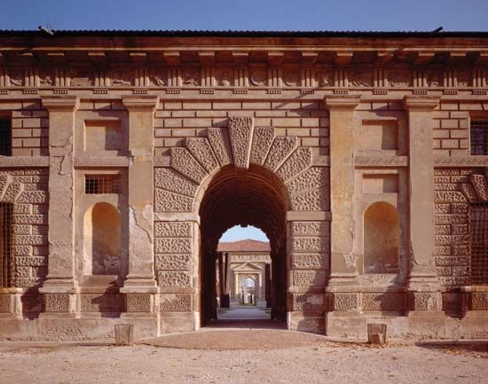 Palazzo del Te