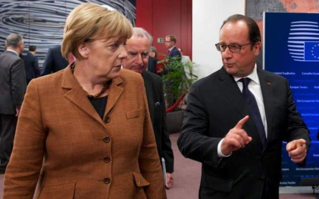 Il governo tedesco ha approvato la missione militare contro l'Isis. Ora si attende il passaggio alla Camera Berlino ha deciso di accogliere l'appello lanciato dal presidente francese Francois Hollande all'indomani degli attentati di Parigi: unirsi alla guerra contro l'Isis. Il governo ha approvato l'innvio #germania #isis #francia #siria