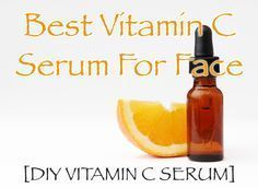 Best Vitamin C Serum For Face. Make your own potent Vitamin C, A and E Serum at home with essential and carrier oils. Rich in antiaging benefits to repair damage & accelerate cell regeneration. Based on Natural Cell Synergy's Cellular C Restorative Serum (Amazon) #anti-aging #vitamincserum #vitamincforface