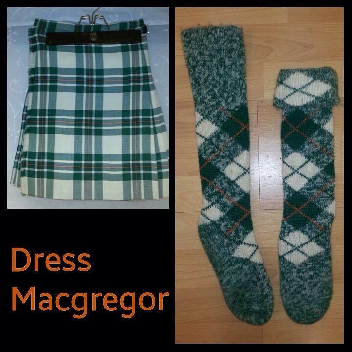 Dress Macgregor - size 8-10yrs