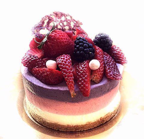 Cheesecake estiva