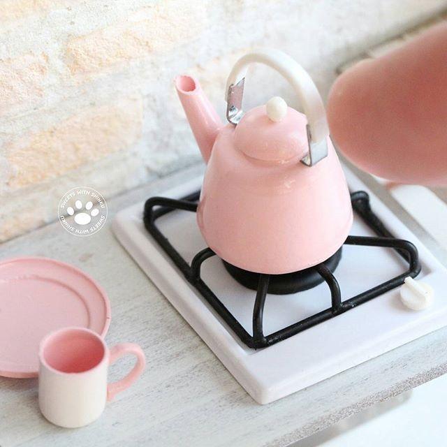2017. Miniature Kitchen Set ♡ ♡ By Shinku