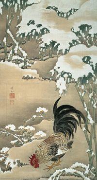 Jakuchu ITO, mid-Edo Period, Japan