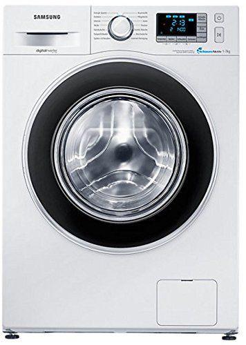 Samsung WF70F5EB Waschmaschine / A+++ / Frontlader / 7 kg / Schaumaktiv Technologie / Digitaler Inverter Motor / Smart Check / weiß