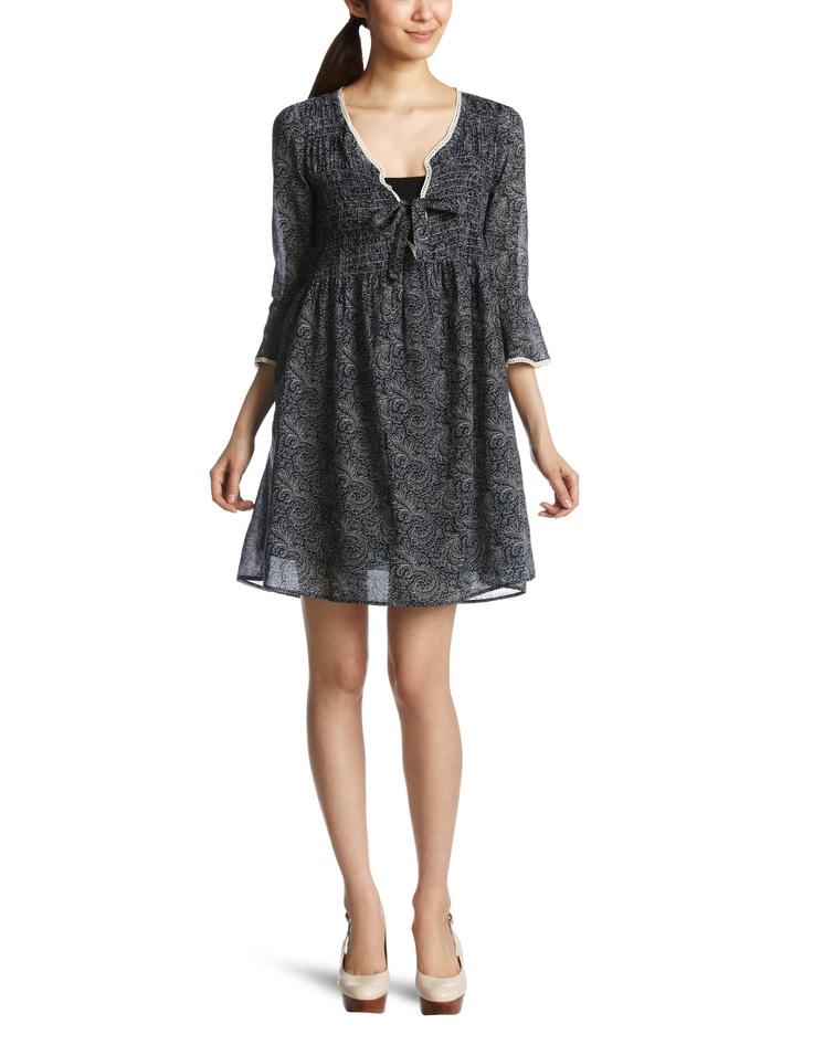 Amazon: (オッドモーリー)Odd Molly firestarter remix dress