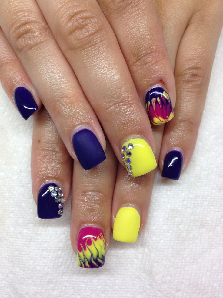 32 best gel ideas images on Pinterest | Nail scissors, Cute nails ...