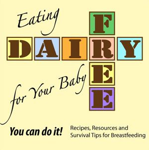 My friend Beanmom has collected and maintained an impressive set of data on dairy-free eating, for breastfeeding mothers whose babies are allergic and/or intolerant.