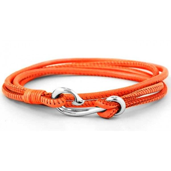 Evolve Safe Travel Wrap Bracelet Orange - Buy Two Evolve Charms and get the Third at Half Price #Evolvejewellery #charms