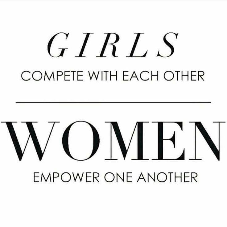 Quotes About Uplifting One Another: Girls Compete, Women Empower