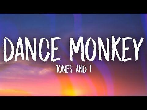 Tones And I Dance Monkey Lyrics Youtube Color Coded Lyrics Lyrics Dance