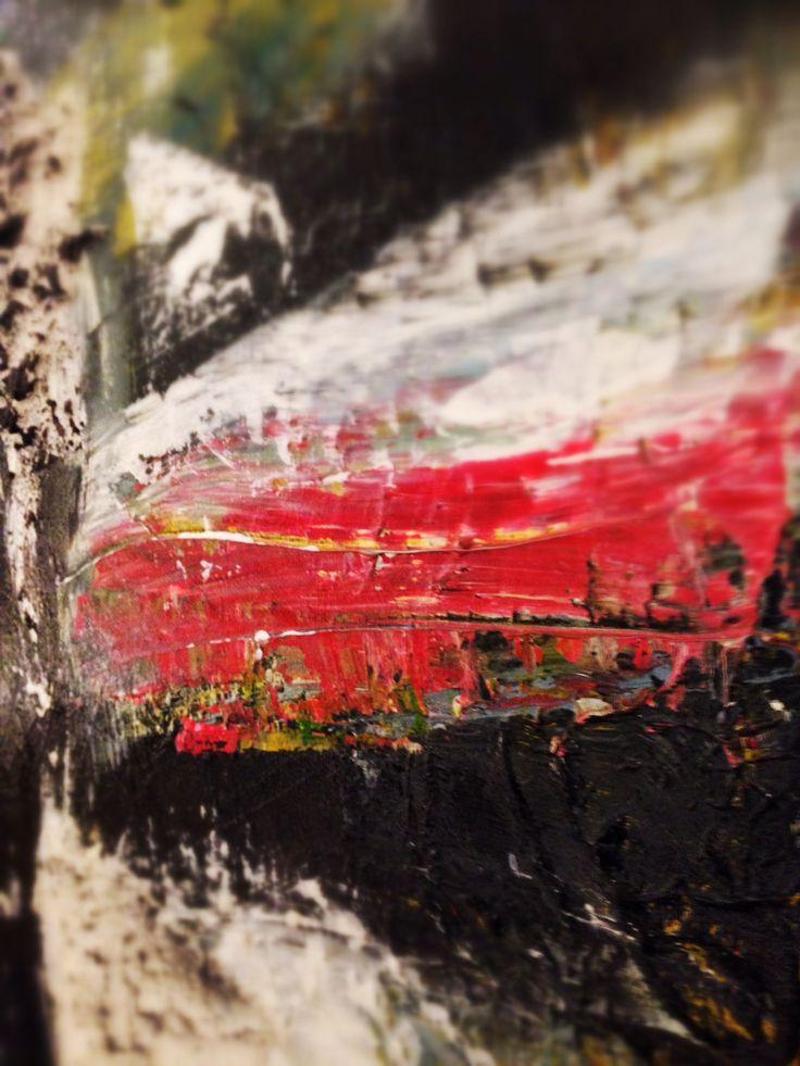 Uitsnede #schilderij serie#new york#paul#smidt