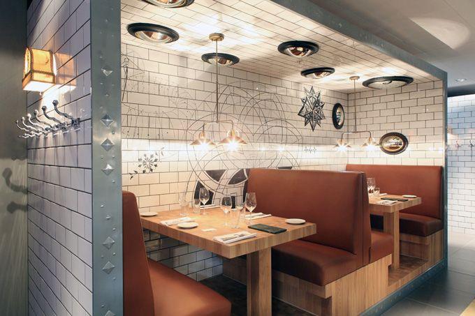 The Griffins Steakhouse Extraordinaire by Gothenburg, Stockholm, Sweden