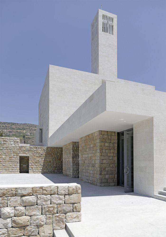 Gallery of St. Elie Church / Maroun Lahoud - 6