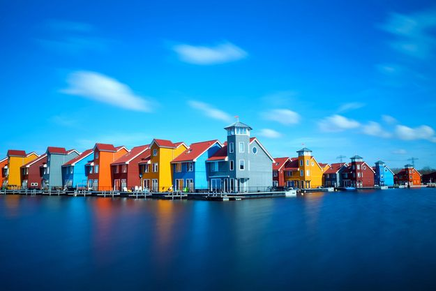 Groningen, Netherlands | 15 Colorful Buildings That Will Brighten Up Your Day