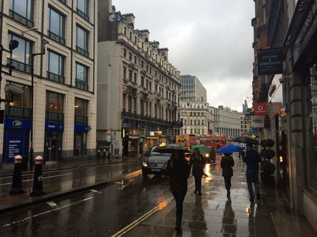 London en Greater London, Greater London