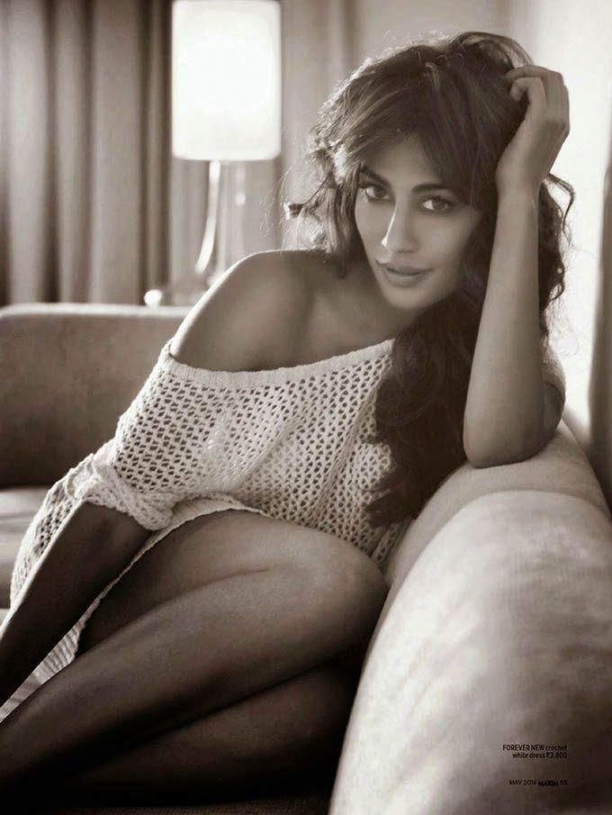 Chitrangada Singh Maxim photoshoot May 2014. #Style #Bollywood #Fashion #Beauty #Sexy