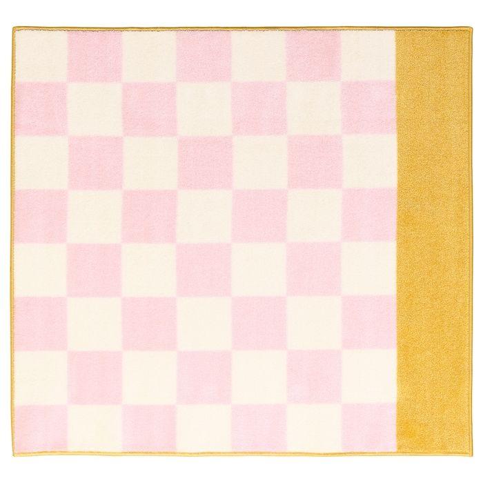 ikea matta rosa