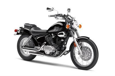 2018 Yamaha V Star 250 Cruiser Motorcycle