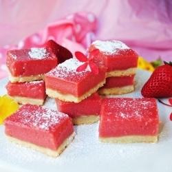 Pink Lemonade Bars | My Precious Sweets | Pinterest