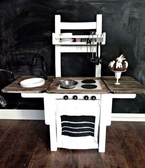 Детская кухня для игр. Фото 2