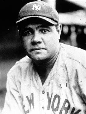 Hero worship?: Babe Ruth