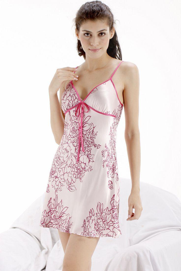pijama de mujer vestido - Buscar con Google