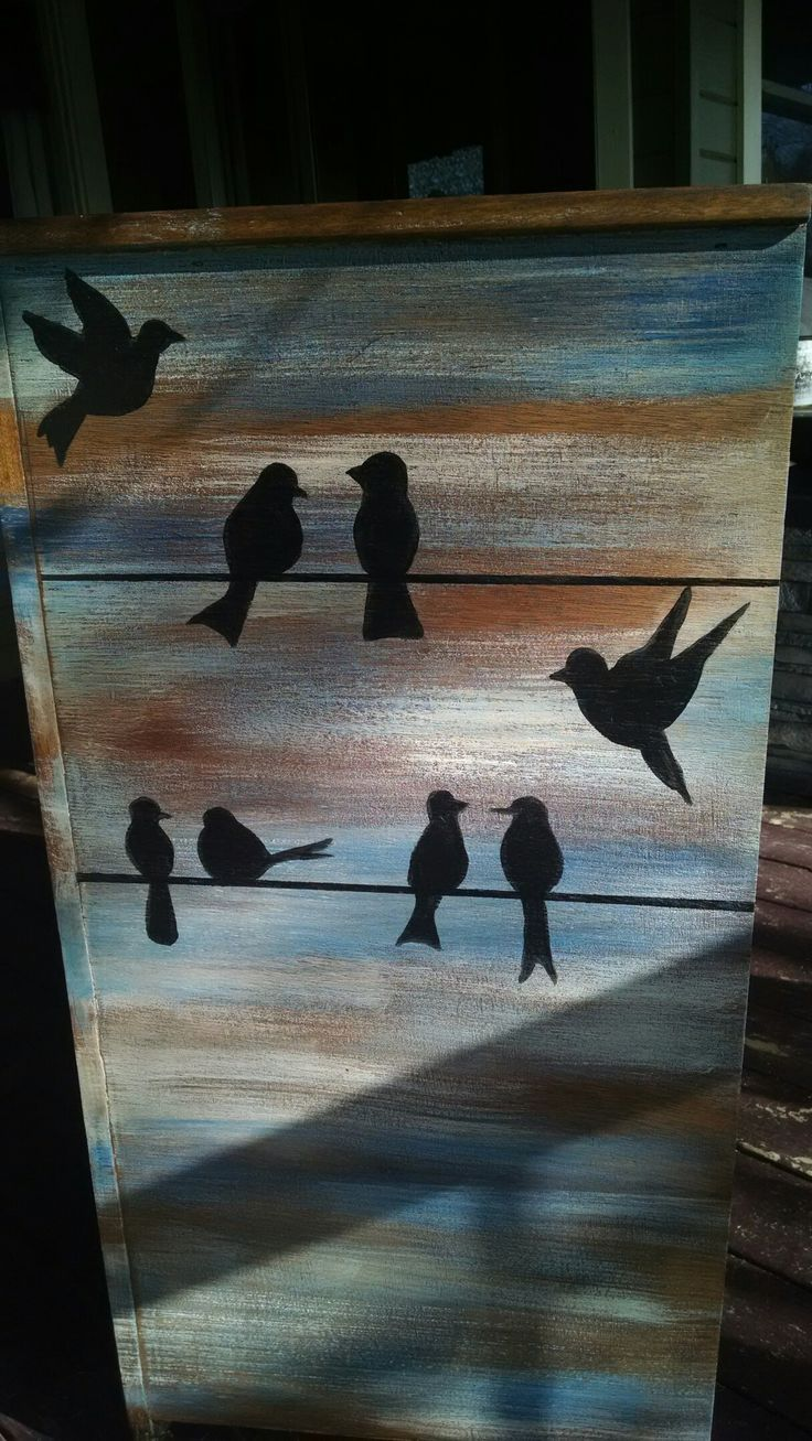 25 best Step by Step Bird on wire Dresser Rehab for Mom images on ...