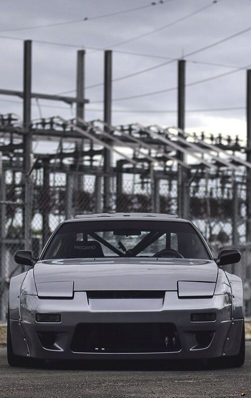 Nissan Silvia S13 | LIKE US ON FACEBOOK https://www.facebook.com/theiconicimports