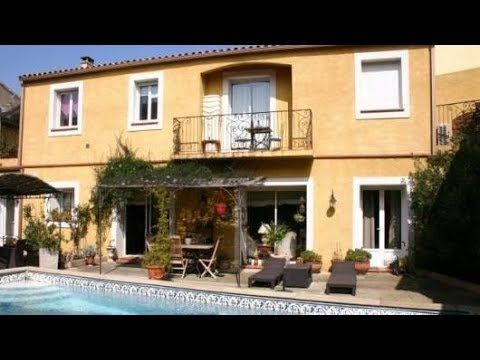 AB Real Estate France: #Carcassonne *** Good value for money *** Along the canal, lovely town property on 2 floors