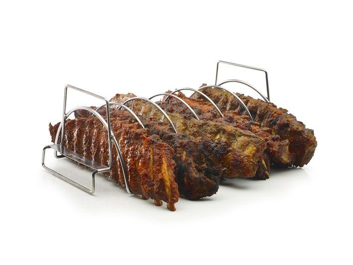 Kosz na żeberka i duże kawałki mięsa - Barbecook - markowe grille
