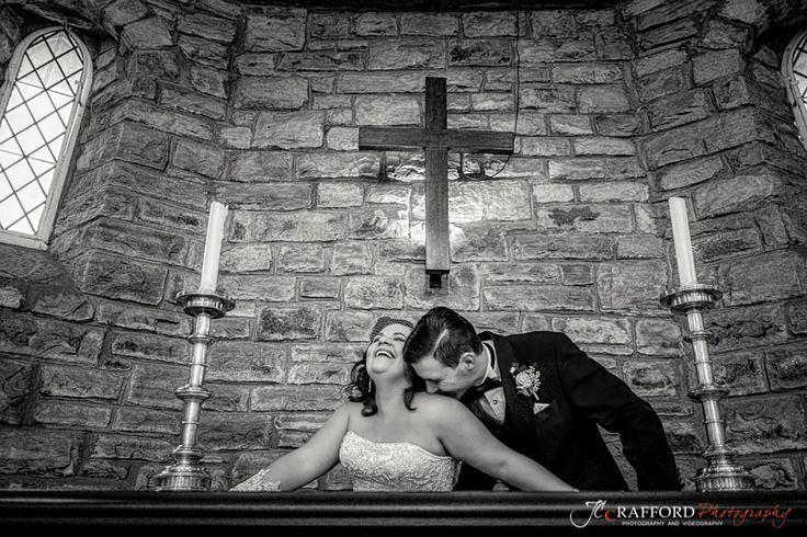 JP & Ryanne's wedding in a beautiful little church in Cullinan