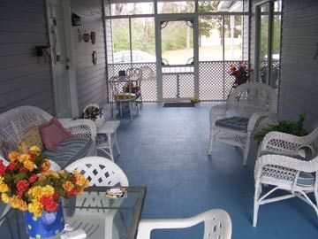 Tennessee furniture and google on pinterest for Breezeway screen room