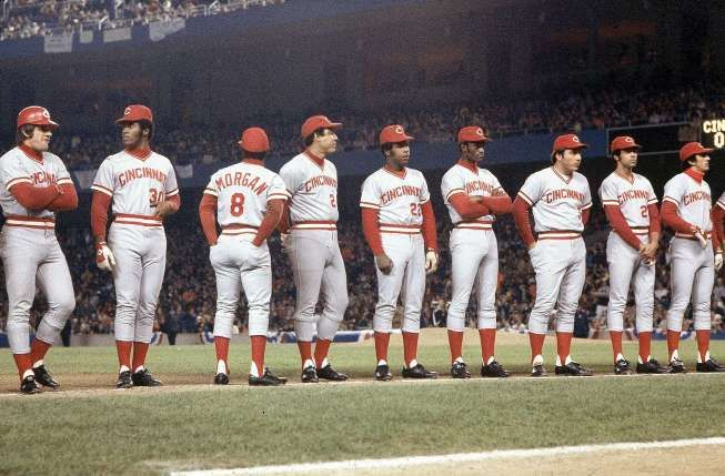 The greatest team ever assembled.