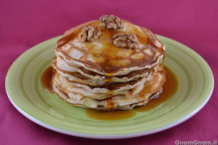 Scopri la ricetta di: Pancakes di albumi
