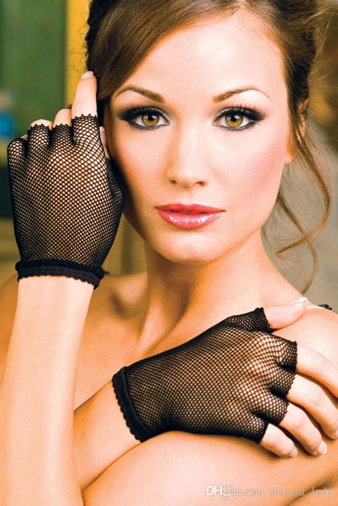 Black Fingerless Net Short Gloves Cheap Bridal Gloves Lace Black Glove Hollow Wedding Dress Accessories Bridal Gloves LC73121 Eden Heel Bridal Shoes Romantic Artificial Flowers Online with $2.29/Piece on Alegant_lady's Store | DHgate.com