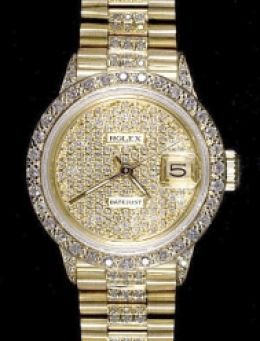 ladies rolex watches with diamonds - Google Search