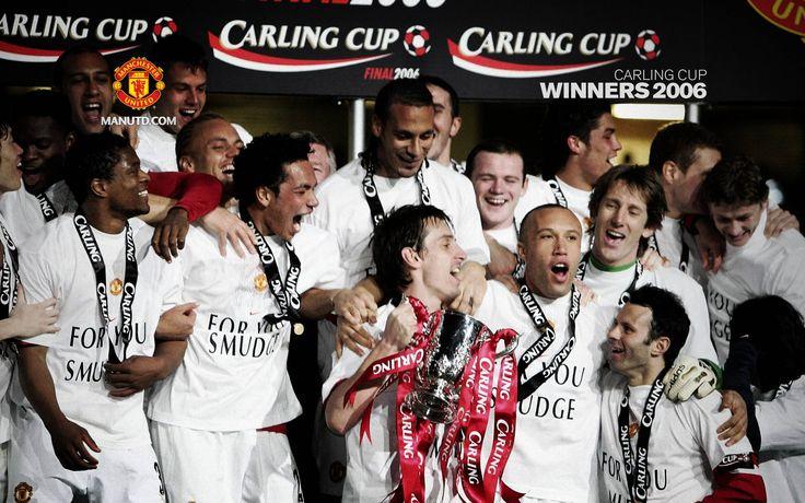 Carling Cup Winners 2006