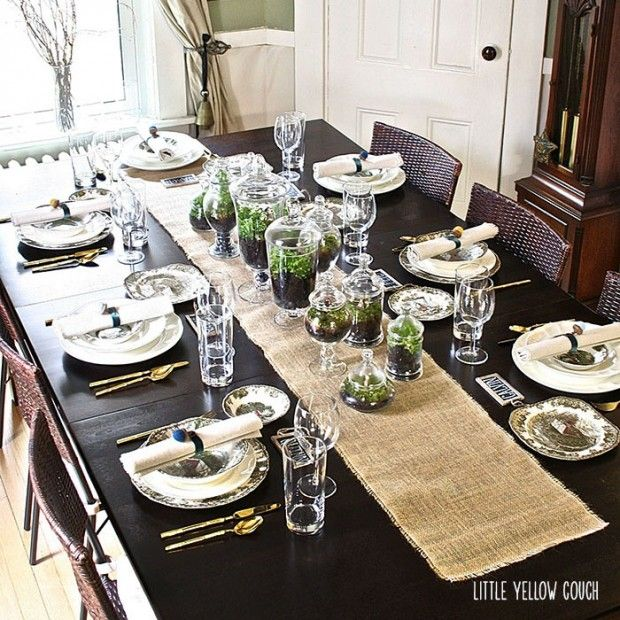 23 Amazing Ways To Style Your Console Table With Fall Decor: 103 Best Images About Thanksgiving Tables! On Pinterest