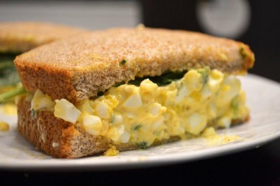 Egg Salad Sandwich | Pimiento Cheese, Chicken, Ham, Tuna, Egg Salad ...