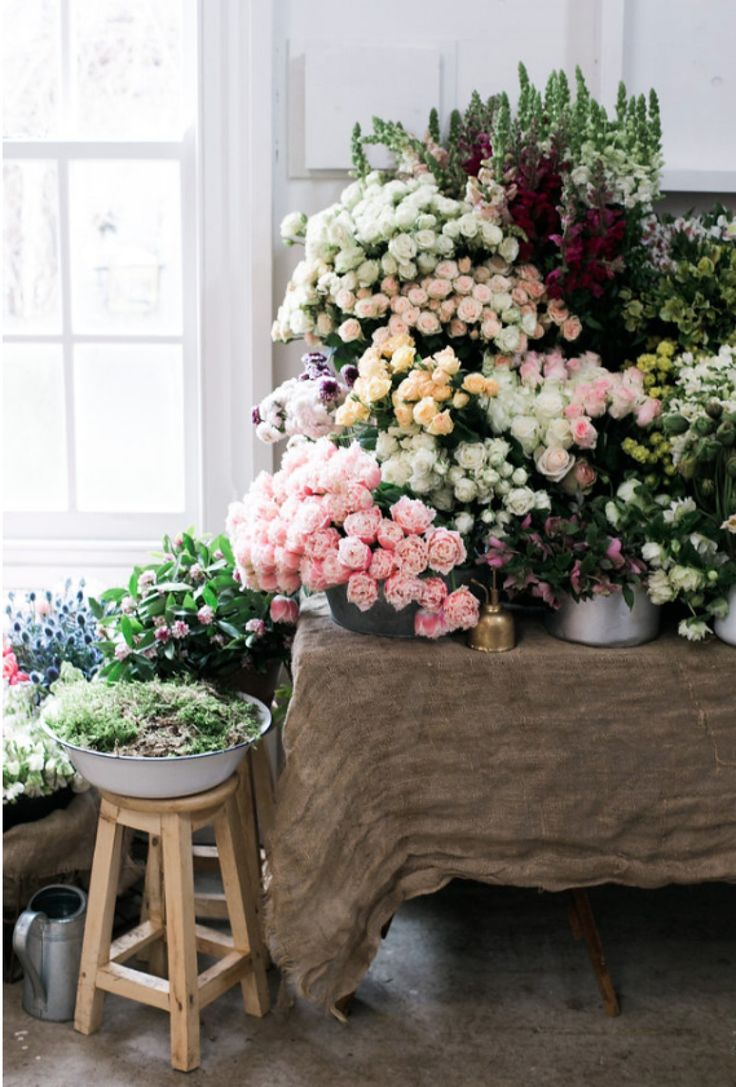 Melbourne Florist / The Flower Dispensary