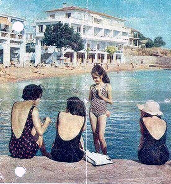 Nizam Plajı (Kartal) #birzamanlar #istanbul #istanlook #oldpics #life #hayat