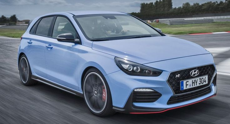 Hyundai N Boss Confirms All-Wheel Drive Prototypes Are Already Being Tested #Hyuindai_i30 #Hyundai