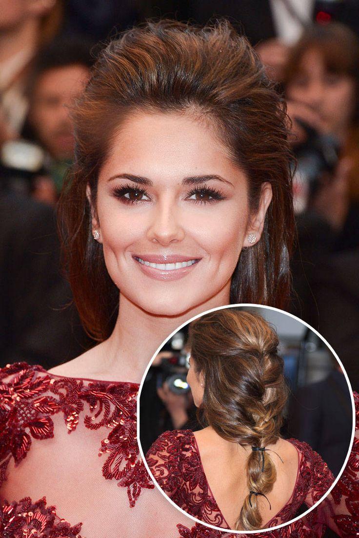 15 Braided Hairstyles - Best Celebrity-Inspired Wedding Braids. This style is elegant!